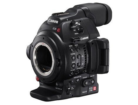 「點子3C」Canon CINEMA EOS C100 Mark II Body 公司貨【全新品】C100II 電影級數位攝影機 單機身 BG674