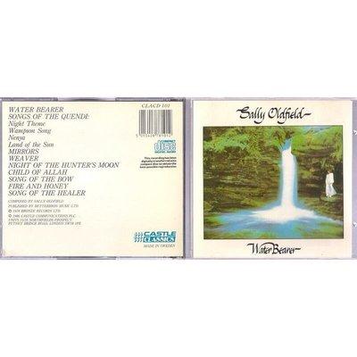 【二手CD】Sally Oldfield:Water Bearer / 莎莉歐菲爾德:水瓶《歐版》