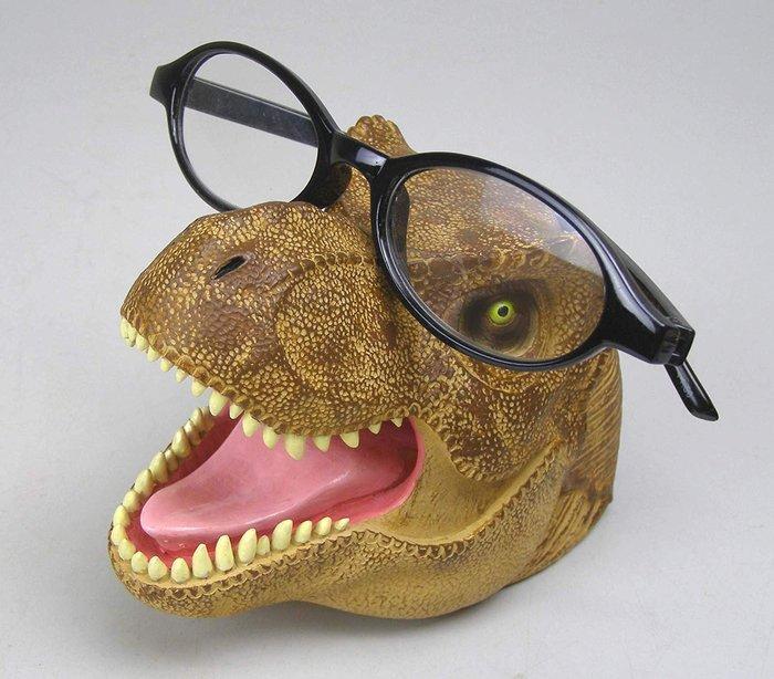 【東京速購】日本 Motif 恐龍造型 眼鏡架 筆架 兩款
