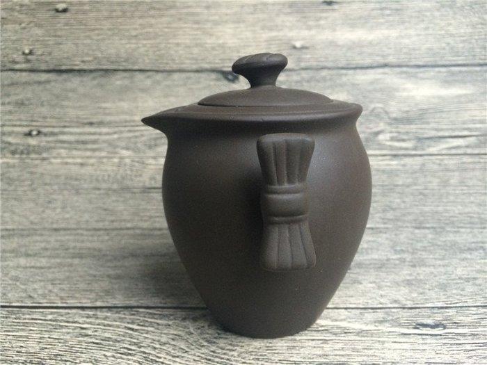 【古韻之家】 早期原礦紫泥公杯茶壺杯 奶杯 功夫杯快客杯茶道零配 250cc特價