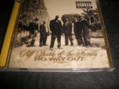 CD--PUFF DADDY&THE FAMILY/NO WAY OUT/美版