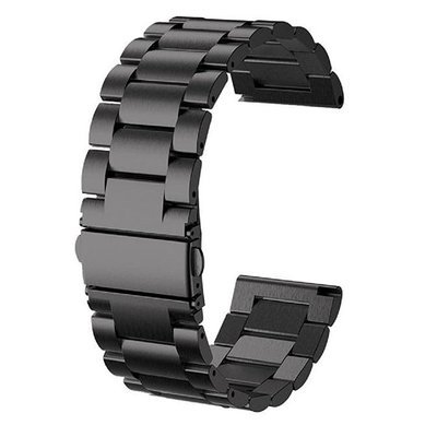 丁丁 頌拓 Suunto TRAVERSE 遠征阿爾法戶外GPS 商務三珠米蘭尼斯不鏽鋼智能手錶錶帶 佩戴舒適 替換腕帶