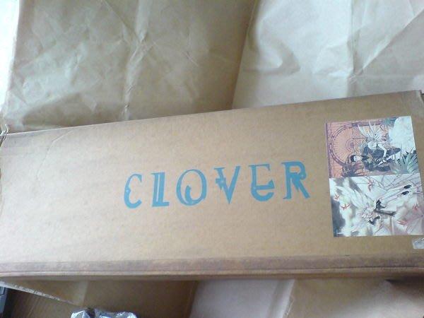 日本動漫畫精品~CLOVER 少女情懷總是詩 (CLAMP)海報二枚組