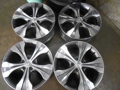 ◎至品中古胎◎優質中古鋁圈 HONDA CRV 原廠18吋鋁圈