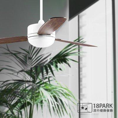 【18Park 】 原木自然 Melodious [ 水漾燈扇-3色 ]