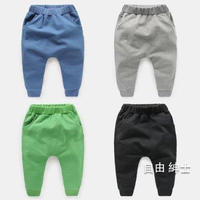 男童運動長褲子2018新品春裝春秋款兒童寶寶童裝小童嬰兒女童1歲3