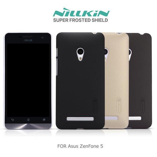 送保護貼 NILLKIN Asus ZenFone 5 6 超級護盾硬質 保護殼 抗指紋磨砂硬殼 華碩 ZenFone5 ZenFone6