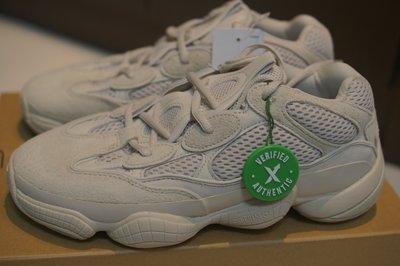 ADIDAS YEEZY 500 BLUSH OG 米白 老爹 代購附驗鞋證明