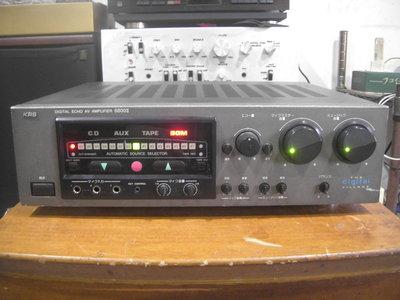 (比價王) 台製 KRS 6800II 綜合擴大機,卡啦OK功能!
