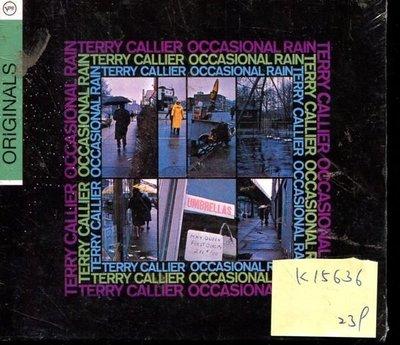 *真音樂* TERRY CALLIER / OCCASIONAL RAIN 全新 K15636