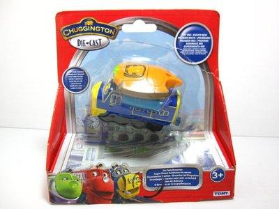 愛卡的玩具屋㊣ 正版CHUGGINGTON 恰恰特快車 火車寶寶 小火車-飛行Brewster布魯斯特 帶聲光