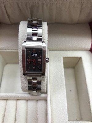 原裝 BOSS女表全新展示錶限量出清一只