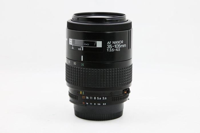 【台南橙市3C】Nikon AF 35-105mm F3.5-4.5 D 變焦 旅遊鏡二手鏡頭 #10176