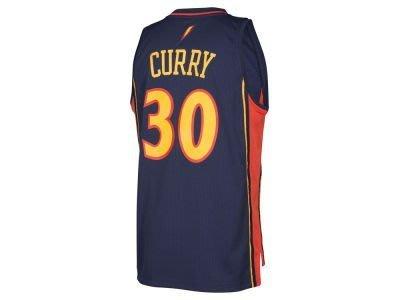 全新真品 Adidas Swingman 金州勇士新人年復古 Stephen Curry 黃金S號