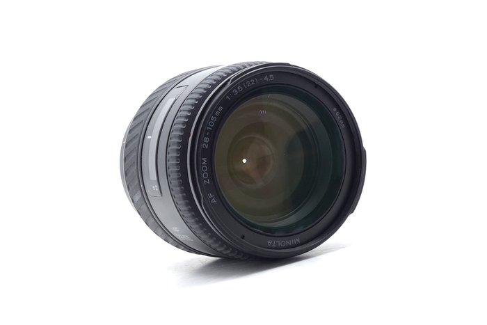 【台中青蘋果競標】Minolta AF 28-105mm f3.5-4.5 / Sony A-Mount #44103