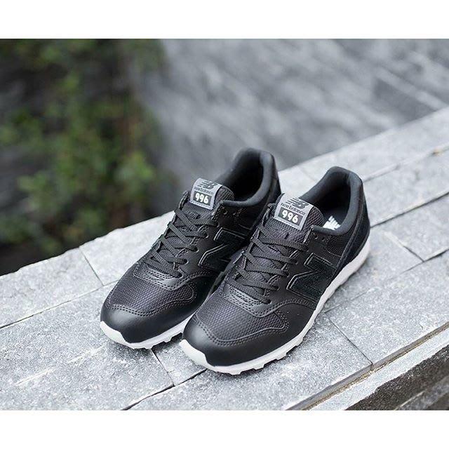 ☆AirRoom☆【現貨】NEW BALANCE WR996HO 996 黑白 輕量 慢跑鞋 舒適