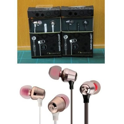 Nakamichi NEP-NMMR100 免提耳筒耳機耳塞Hand Free Headphone Earphone NMMR 100