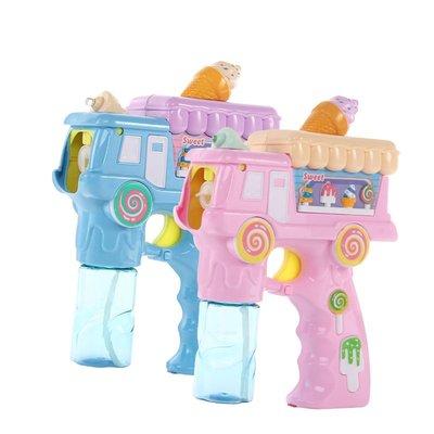 佳佳玩具 -------  雪糕全自動泡泡槍  電動 音樂 泡泡槍 冰淇淋泡泡槍 自動泡泡機【CF145227】
