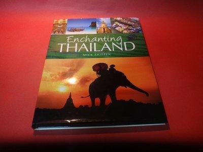 【愛悅二手書坊 01-34】Enchanting THAILAND ASIA BOOKS