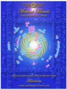 [心靈之音]#250 成癮症治療 Addictions Cure-醫學奇蹟模版能量催化圖-原裝進口中文說明