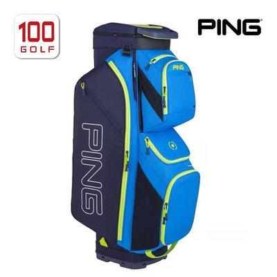 萌時尚新款球桿-Ping高爾夫球包全新TRAVERSE系列車用車載包14孔分隔輕量球桿包