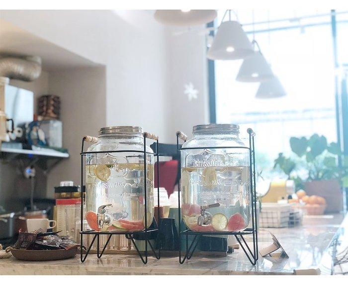 尼克卡樂斯~北歐設計派對玻璃茶水罐 飲水壺飲料壺 派對飲料罐 餐廳咖啡廳開水壺