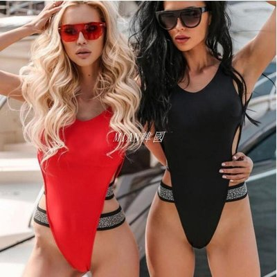 sexy swimming suit w韓版omen 2019 newest swimwear 泳衣女bikini