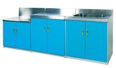 亞毅 廚具 防水 塑鋼水槽 流理台 不銹鋼檯面 不鏽鋼檯面 塑鋼水槽 舒美櫥櫃 塑鋼櫥櫃