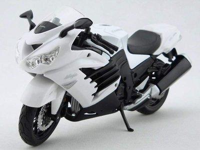 【魔玩達人】Maisto 1/12 12028 川崎忍者重型機車 Kawasaki ZX-14R Ninja【正版特價】