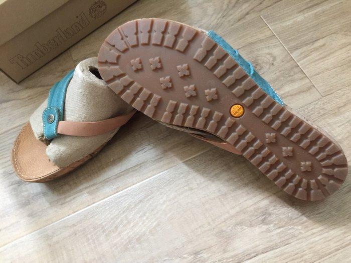 Timberlands 女涼鞋 全新 9號