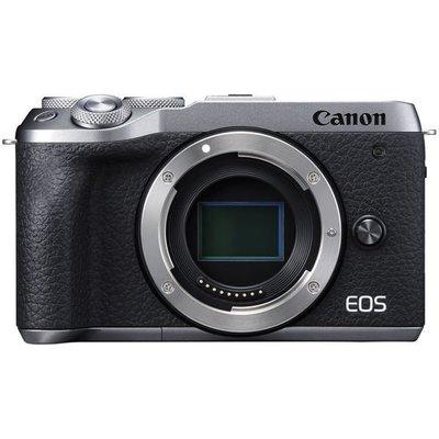 *補貨中 晶豪泰 Canon EOS M6 Mark II 單機身 BODY 平輸 M6II 另M6 M50