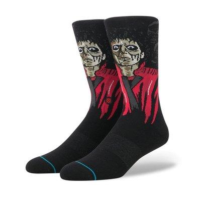 [ Satisfaction ] 美國品牌Stance襪子 麥可傑克森 Michael Jackson 顫慄