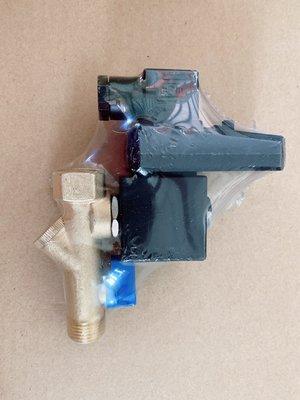 【勁力空壓機械五金】※ 定時自動排水器 4分牙 220V 定時電子式自動排水器 電子式排水器 儲氣筒排水器 一體型