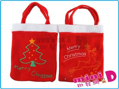 聖誕(布)手提袋  收納 手提袋 禮物...