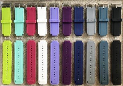 奇奇店-Garmin佳明vivoactive錶帶 替換帶硅膠腕帶 螺絲刀錶帶環圈錶帶扣