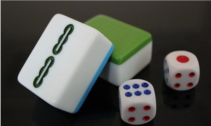 家用麻將牌一級大號手搓麻將