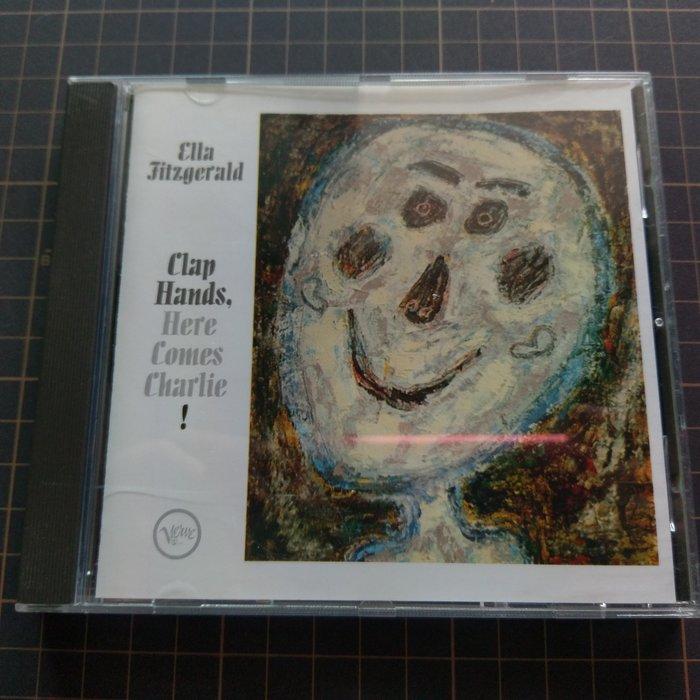 ※藏樂小舖※ (爵士CD) Ella Fitzgerald~Clap Hands,Here Comes Charlie