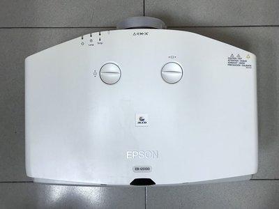 EPSON EB-G5100投影機共兩台(二手故障機)