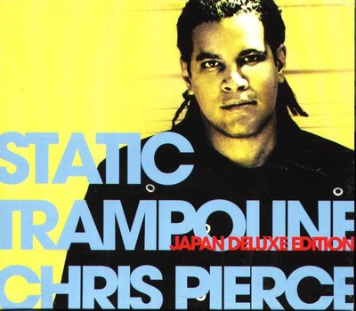 八八 - Chris Pierce - Static Trampoline - 日版 CD+3BONUS