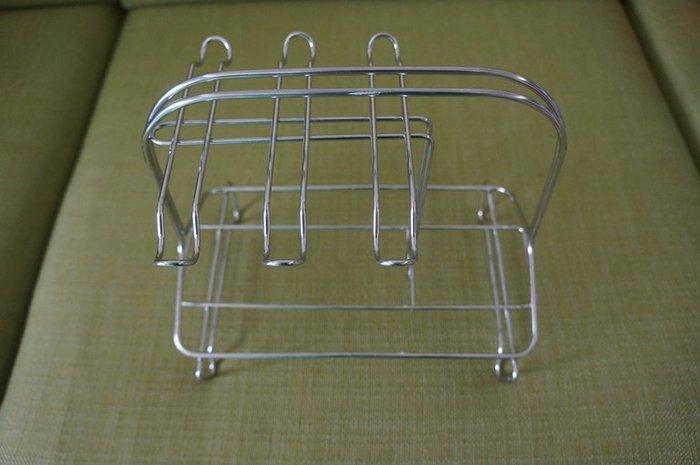 不鏽鋼收納架系列~ 2種款式,組合價150元,可面交~