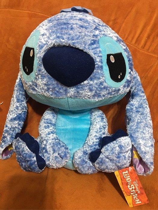 史蒂奇Stitch 新宿迪士尼STORE購回45公分版 吊牌未拆