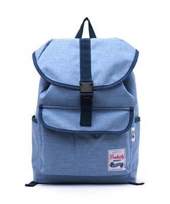 【Mr.Japan】日本限定 PRODUCTY WARRANTY 後背包 男女 後側拉鍊 A4 淺藍 包包 包 預購款