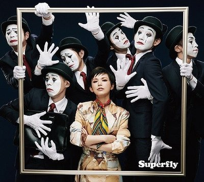 代訂 通常盤 Superfly 越智志帆 單曲 Ambitious CD 日版