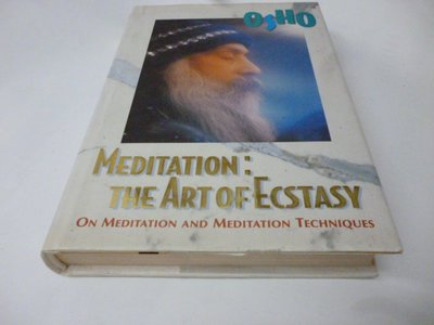買滿500免運 /崇倫《Meditation: The Art and Ecstasyby Bhagwan Shree