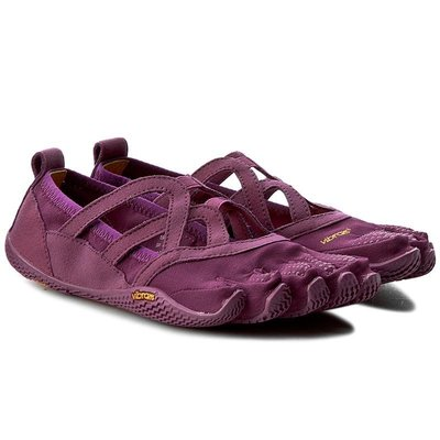 =CodE= VIBRAM FIVEFINGERS ALITZA LOOP 多功能五趾鞋(紫) 赤足跑步 健身拳擊 女