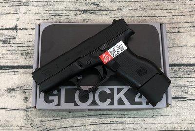 《GTS》VFC UMAREX GLOCK 42 / G42 授權刻字 金屬滑套 瓦斯手槍免運中