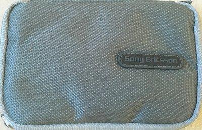 100%新【Sony Ericsson】耳機袋earbud earphone headphone pouch bag 4.25寸x3寸x0.75寸 原$198
