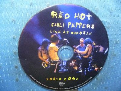[無殼光碟]LD  RED HOT CHILI PEPPERS LIVE IN BUDOKAN 演唱會 DVD