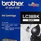 【含稅+可刷卡】原廠 LC38BK LC38 黑色原廠墨水匣 適MFC-255CW MFC-290C