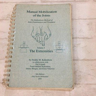 [二手書] manual mobilization of the joints the extremities 舊愛二手